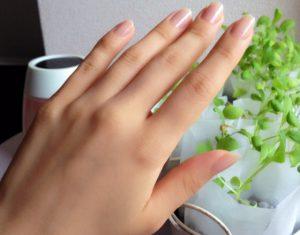 が 早い の が 伸びる 爪