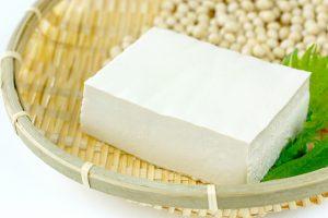 賞味期限切れの豆腐
